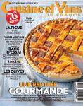 202 - 09-10/2021 - Cuisine et vins de France 202