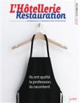 3757 - 15/10/2021 - L'hôtellerie restauration 3757